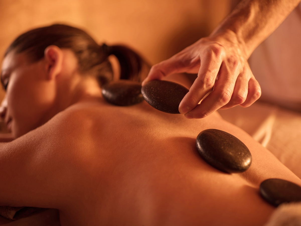 Massage Heals The Soul And The Body
