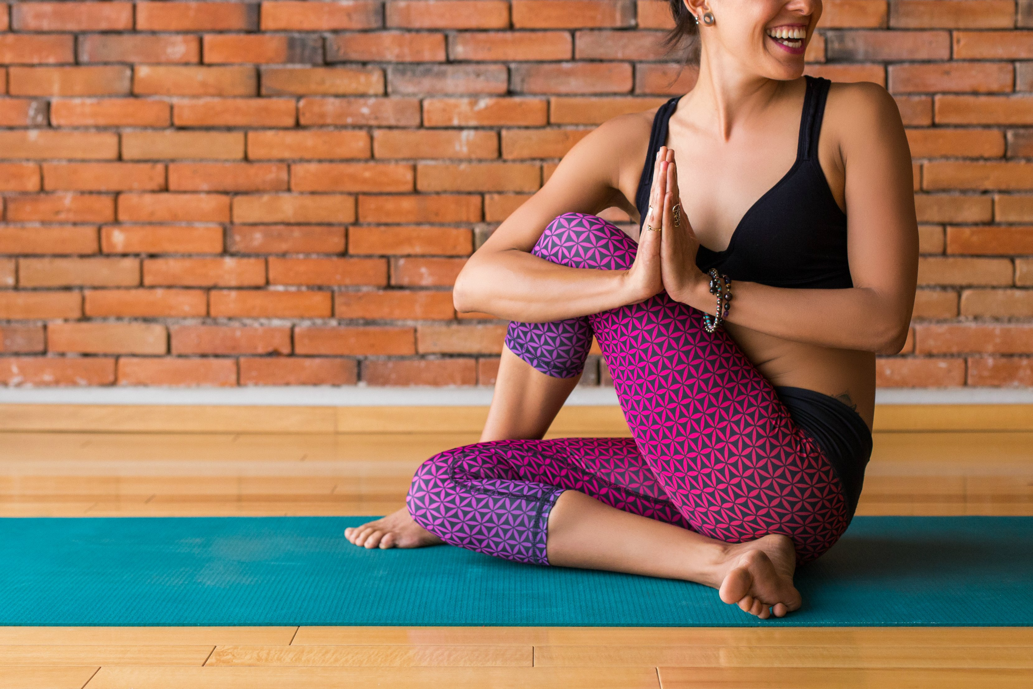 Yoga Poses For Relaxation And Meditation